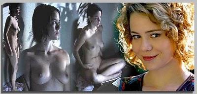 Todas As Fotos De Leandra Leal Nua Na Playboy Agosto